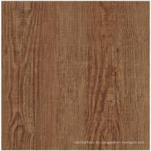 China El mejor suelo de baldosas de madera del material de construcción del PVC