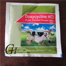 Doxycycline HCL Water Soluble Powder 50%