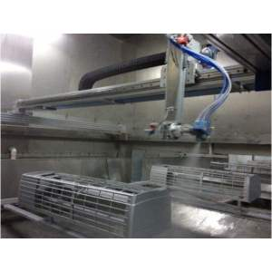 Reciprocator Coating Line UV