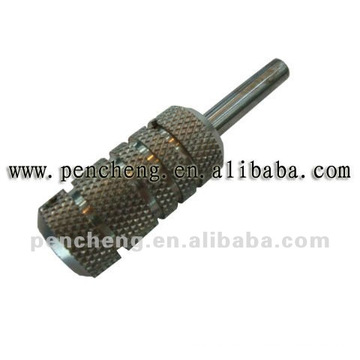 100% High quality permanent Stainless steel Tattoo Grips