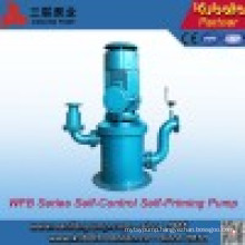 Wfb No Seal Self-Control Self-Priming Pump