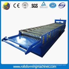 Wellblech-Dachblech, das Maschine herstellt