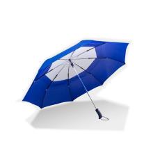 Guarda-chuva grande guarda-chuva duplo dossel aberto automaticamente
