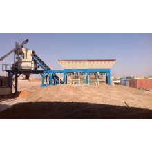 mobile concrete mixing batching plant hot sale