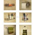 Acrylic Transparent Bathroom Accessories Angle Valve