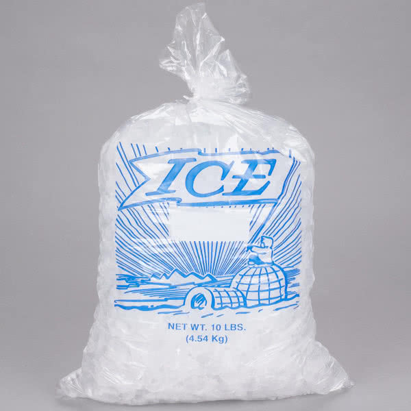 Cheap Plastic Ice Bags