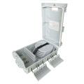 24 fibers, 3 X 1:8 Splitters Outdoor Optic Distribution Box