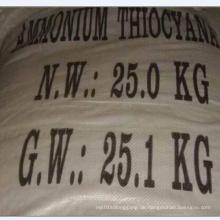 Hochwertiges Ammoniumthiocyanat mit gutem Preis