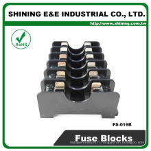 FS-016B Connecteur de support DC Vis avec fil Base de fusibles basse tension