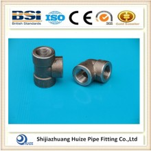 Forged Pipe Fitting SS 90 Deg Elbow