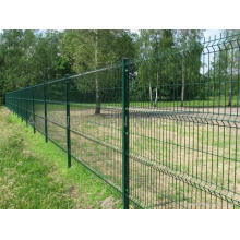 Good Quality ASTM A270 Stainless Steel Welded Pipe Security Fence