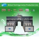 BeSure Tech EC9600 Egg Tray Making Box egg carton machine