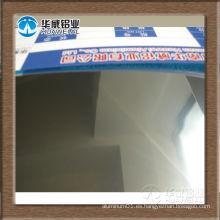 Hoja de Reflector de Espejo de Aluminio