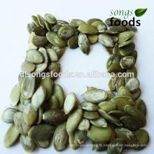 Graines de citrouille fraîches, graines de Chine, graines de citrouille