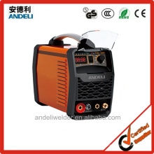Le fabricant fournissent la machine de soudure de TIG IGBT DC Inverter chinois TIG Welder avec la fonction de TIG / MMA