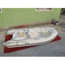 390 PVC inflable barco de la costilla