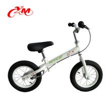 Factory wholesale child early rider balance bike from Yimei bike/balance bike metal toys for kids/toddler walking bike V brake