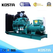 CE Approved Open Cummins 100KVA Diesel Genset