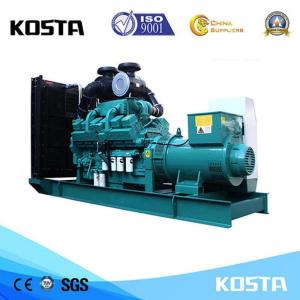 CE+Approved+Open+CUMMINS+100KVA+Diesel+Genset
