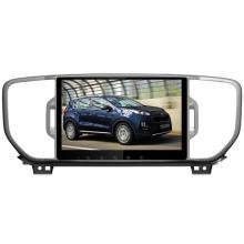Автомобильный GPS-навигатор Kia Sportage Yessun 9 дюймов (HD9020)