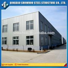 Diseños de cubiertas de acero industriales de bajo costo Prefabricated Barns Buildings For Sale