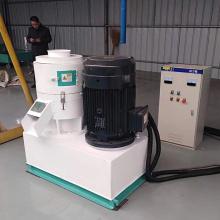 Máquina de pellet de matriz plana de 500 kg por hora