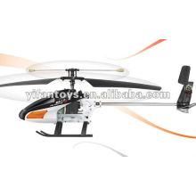 9017 RC media sola aleación de la cuchilla 4CH helicóptero con girocompás Juguetes de China