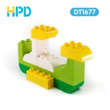 Toy Brick Building Set for Little Kids