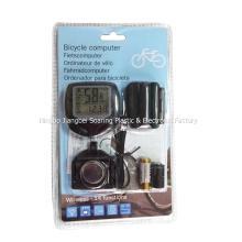 Wireless-Bike Computer-Tacho mit LCD-Anzeige (ZT18008)