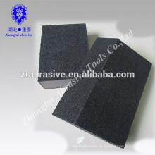 Reibender versandender Schwamm SOOM China-Trapezes, / versandender Block