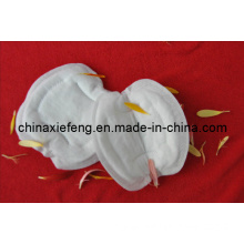 Disposable Elliptical Nursing Breast Pads with Elastic