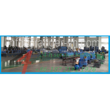 Fully Automatic Stainless Steel Pipe Making Machine