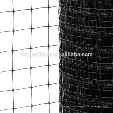 schwarz Heißer Verkauf Polypropylen UV Hirsch Geflügel Zaun Netting Mesh Export nach USA