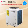 EVI Air Source Hot Water Heat Pump Water Heater for Heating&Cooling High COP Cold Area