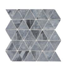 Противоскользящая цементная мозаика для пола в ванной