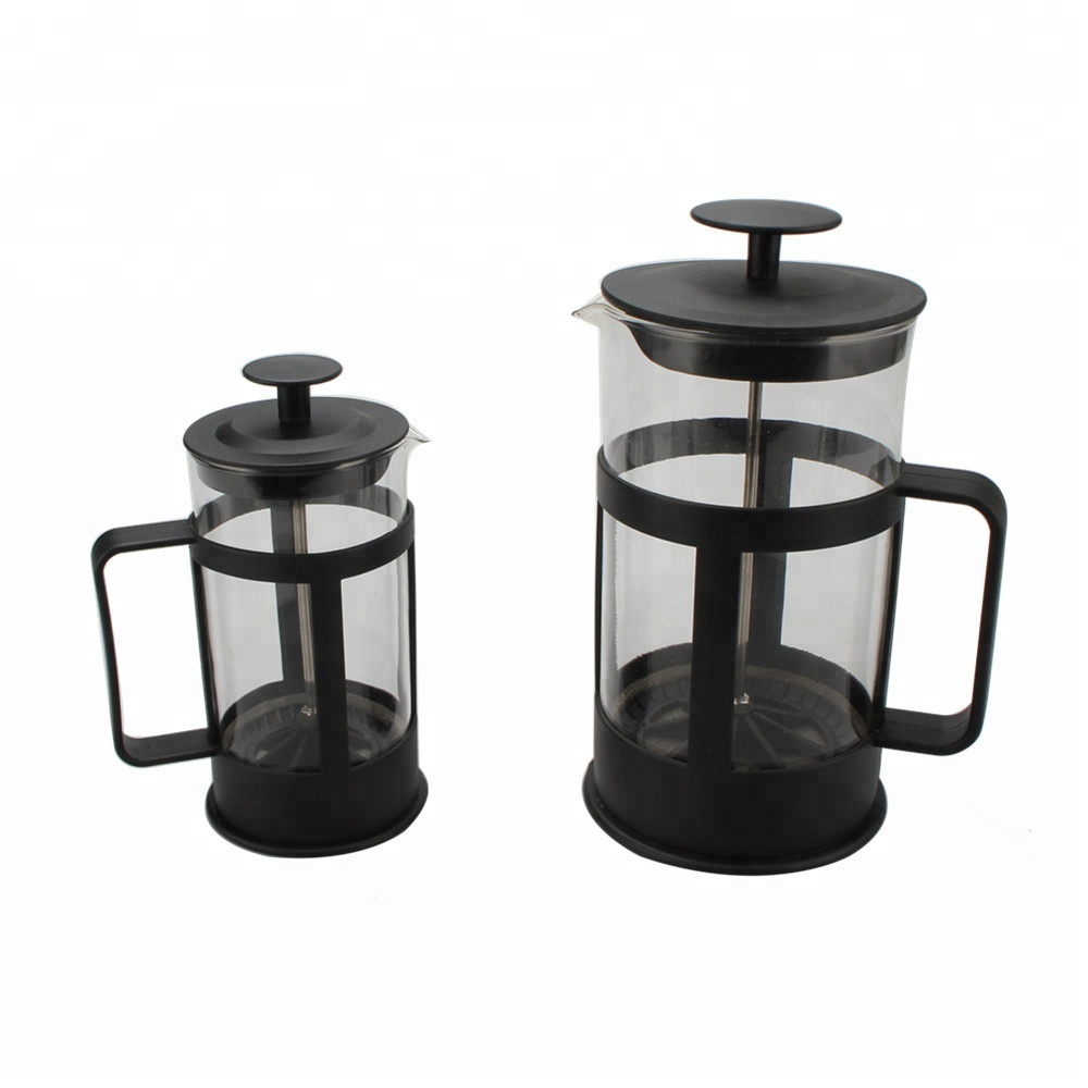 French Press Coffee Tea Maker Cafetiere With