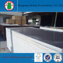 Shandong Poplar Core Film Faced Construction Plywood for South-East Asia