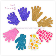 Colorful Nylon Work Safety Hand Gloves