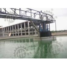 Réducteur d'engrenages épaississant Série Cqh pour station d'épuration des eaux usées