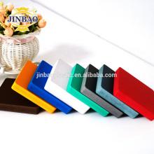 JINBAO celuka forex plastic high density pvc sheets foam board