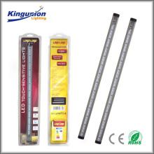 La garantía comercial llevó la tira rígida CE ROHS tiras de la luz Aluminio blanco caliente llevado tiras rígidas