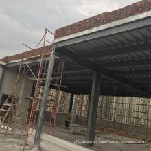 Precios de cobertizo de acero prefabricado OEM