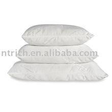 Almohadas interiores, almohadas, almohadas de hotel, almohadillas de poliéster, algodón PP relleno