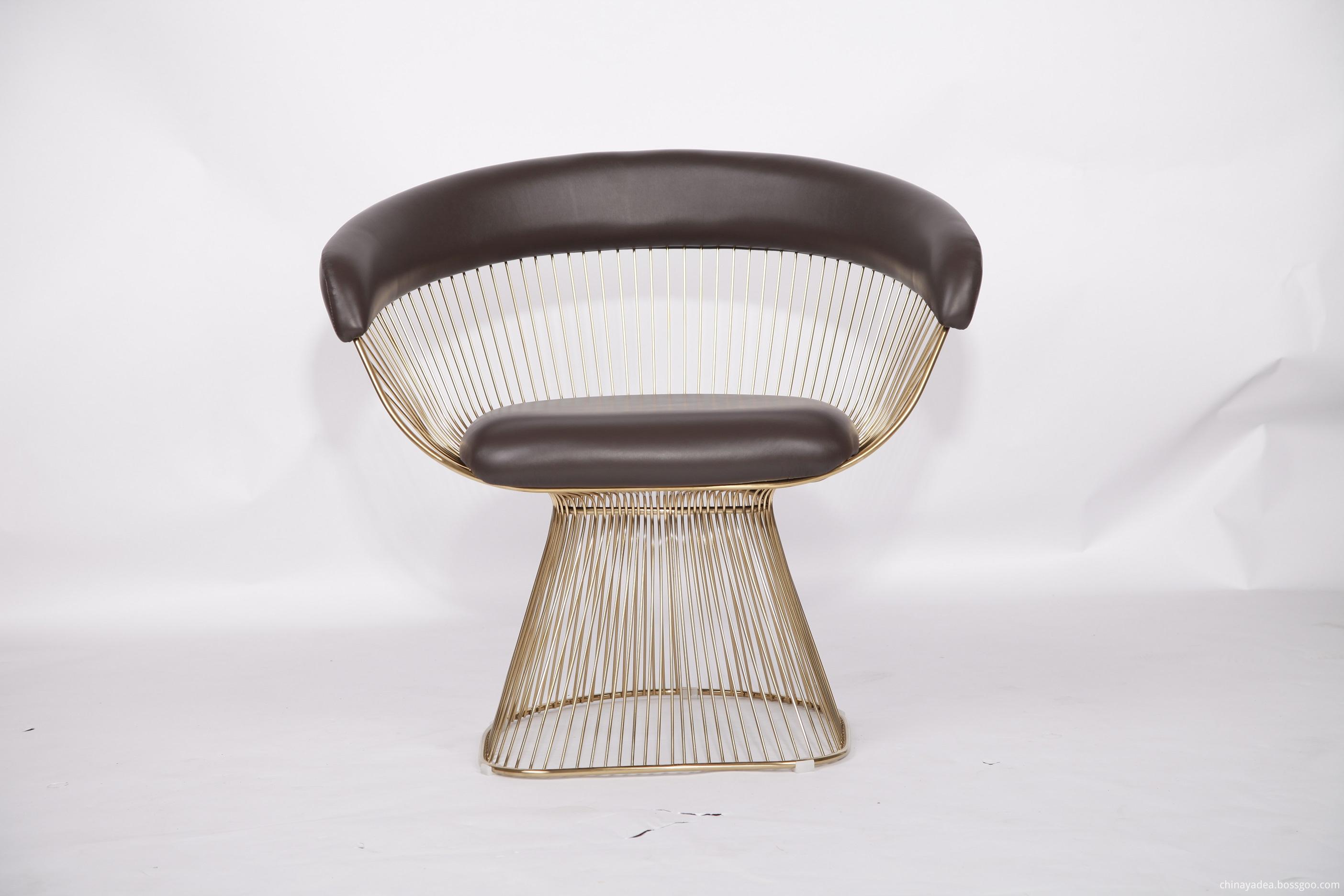 Warren platner chair replica
