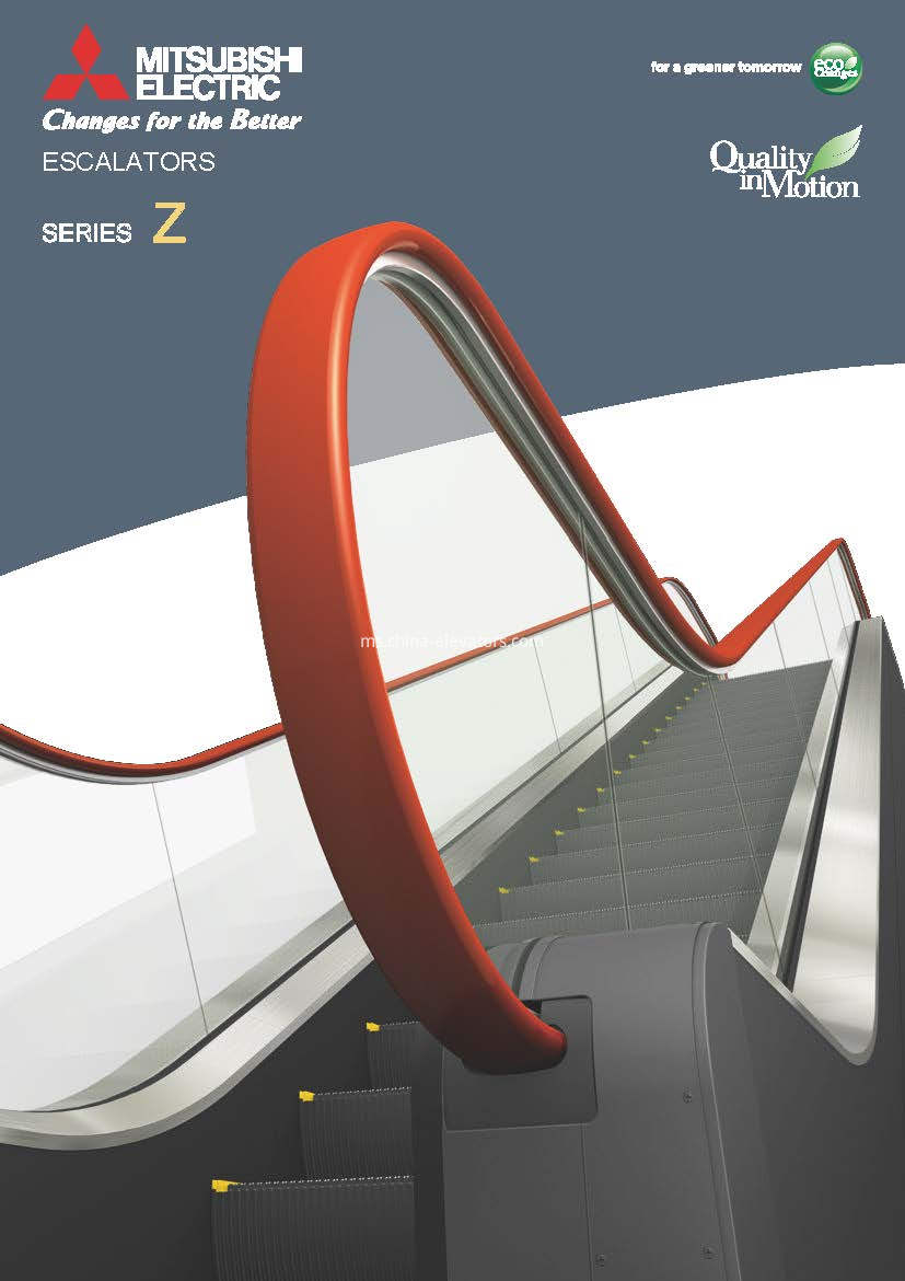Mitsubishi Escalators