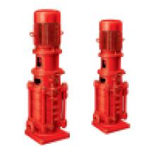 Sanlian Xbd-Dl Pompe de lutte contre les incendies à plusieurs étages verticale