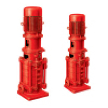 Sanlian Xbd-Dl Vertical Multistage Fire Fighting Pump