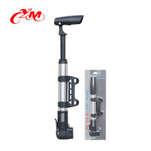 small mini Hand bike tire pump/2018 new model best bike pump/wholesale floor bicycle pump instructions
