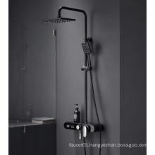 G680 Rainfall wall mounted shower heads single handle shower set