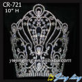 "10 ""Big Tall Rhinestone Crowns en venta"